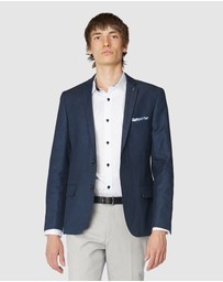 Jack London - Navy Brevin Blazer