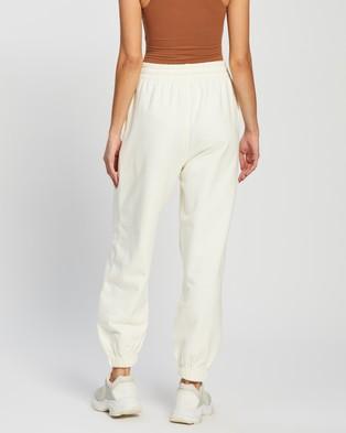 AERE Organic Cotton Sweat Pants - Sweatpants (Coconut)