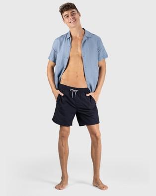 Coast Clothing – ASR Swim Short – Shorts (Navy)