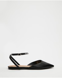 Jo Mercer - Lover Leather Ankle Boots