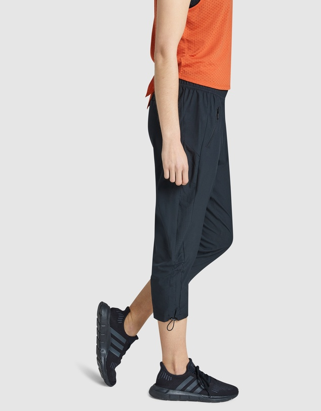 Women Rouched 3/4 Pants