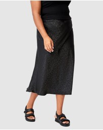 Cotton On Curve - All Day Slip Skirt