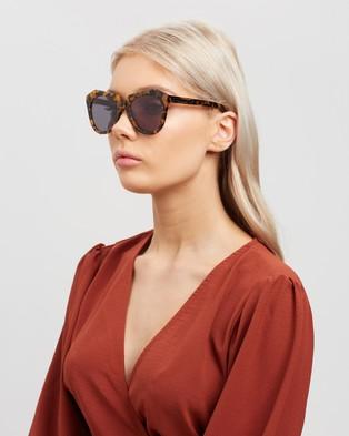 Karen Walker Number One - Sunglasses (Crazy Tort)