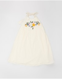 Bella & Lace - Flora Dress - Kids-Teens