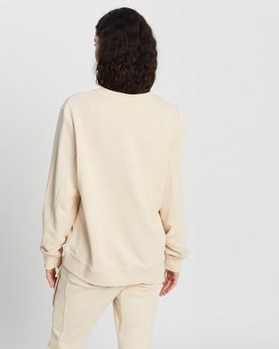 Manning Cartell Lounge Act Sweatshirt - Sweats (Latte)