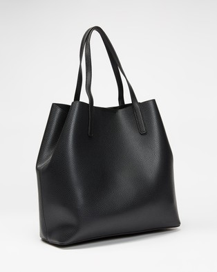 Tony Bianco Burke Tote Bag - Handbags (Black)