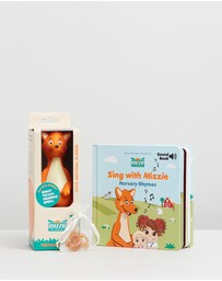 Mizzie The Kangaroo - The Perfect Baby Shower Gift Set