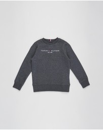 Tommy Hilfiger - Essential Crew Neck Sweatshirt - Kids