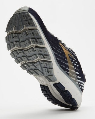 Brooks - Ghost 13 Men's Training (Navy, Grey & Gold)