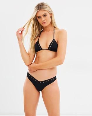 Midnight Swimwear – Bahamas Bikini Bottoms Black