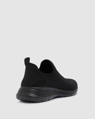 Sandler Richard - Slip-On Sneakers (BLACK)