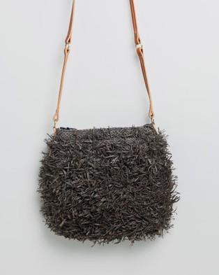 Sans Arcidet Paris Balagan Pile Poil Pocket Medium - Bags (Orage)
