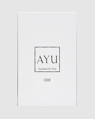 AYU ODE Perfume Oil 15ml Beauty N/A