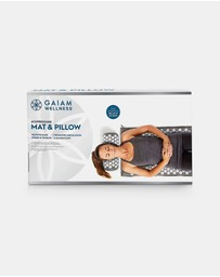 Gaiam - Wellness Accupressure Mat and Pillow