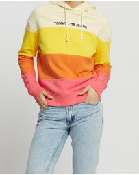Tommy Jeans - Colour-Block Hoodie