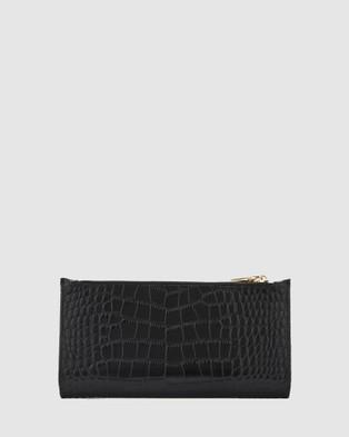 Nakedvice The Drew - Wallets (Black)