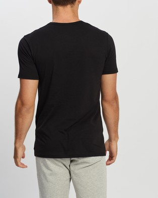 Bonds Essential Tee - T-Shirts & Singlets (Black)