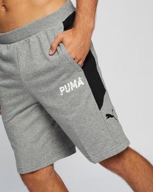 Puma Modern Sports Shorts - Shorts (Medium Grey Heather)