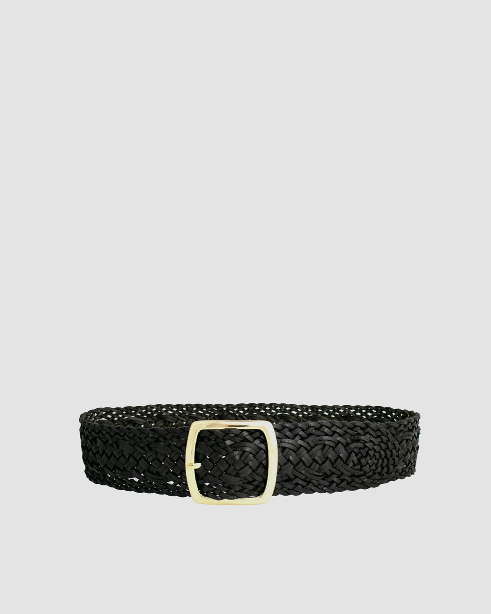 Loop Leather Co Tivoli Belts Black