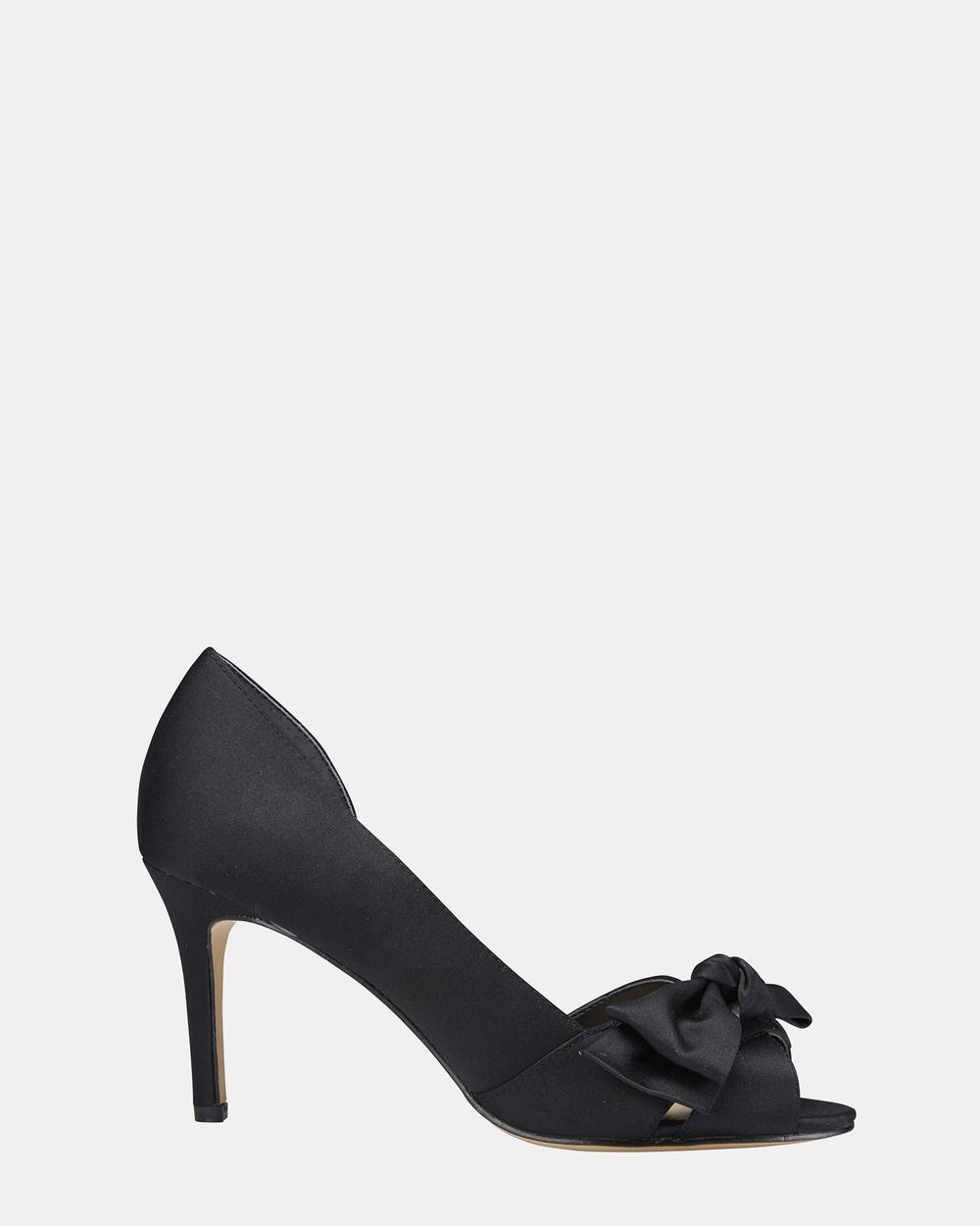NINA FORBES 2 Heels BLACK FORBES 2