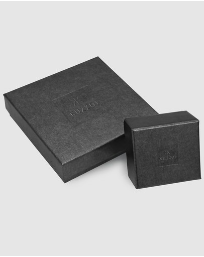 Kuzzoi Necklace Coin Vintage Antique In 925 Sterling Silver