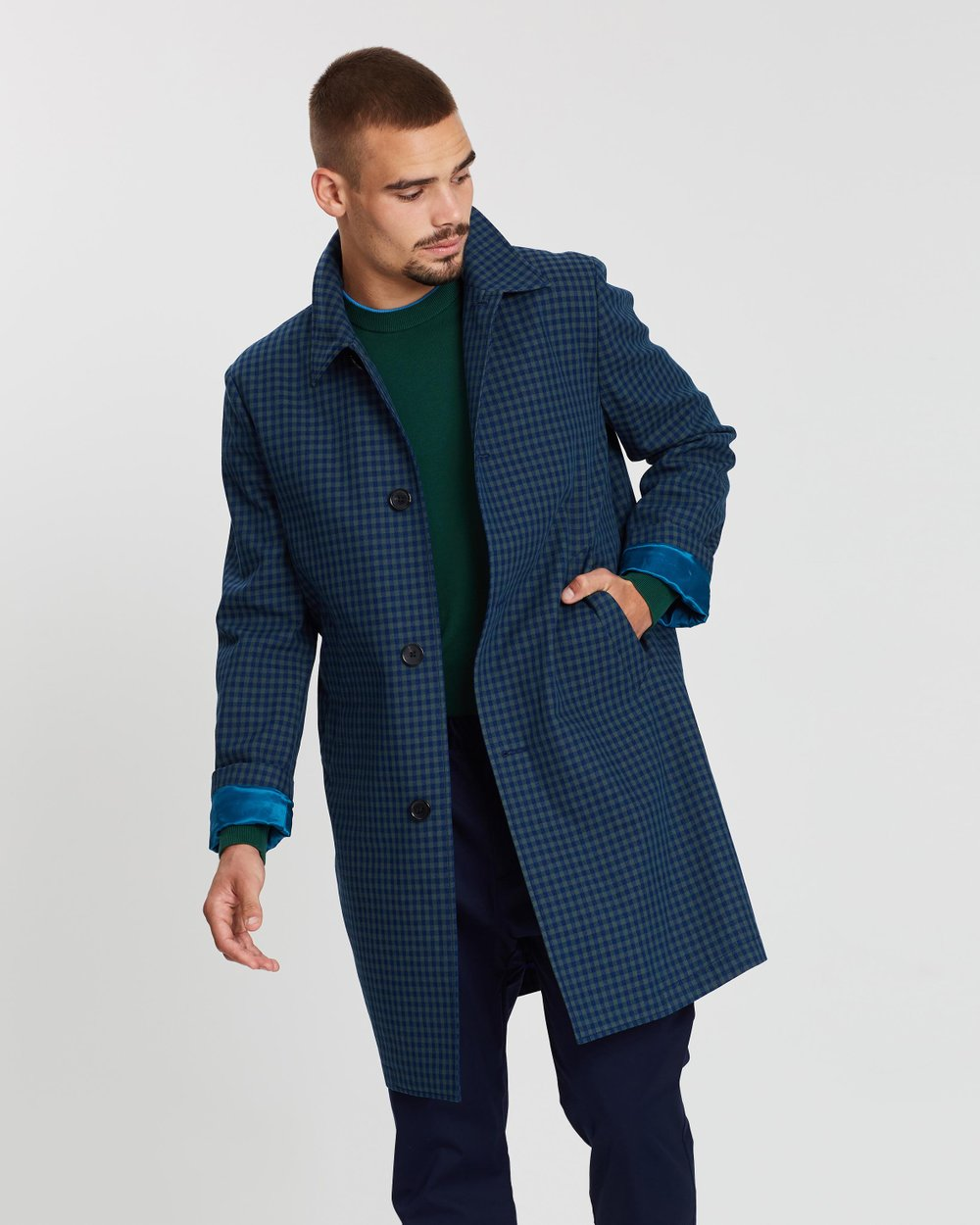 77e1584447db0 Unlined Mac Jacket by PS by Paul Smith Online   THE ICONIC   Australia