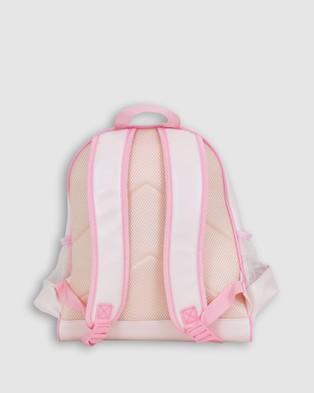 Bobbleart Large Backpack Unicorn - Backpacks (Light Pink)