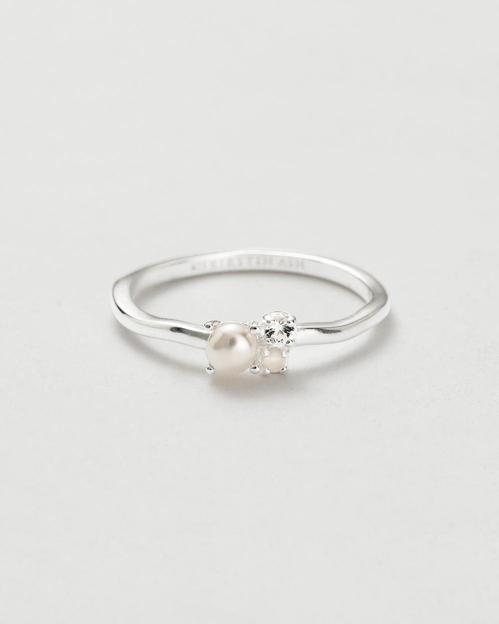 Kirstin Ash First Light Ring Jewellery Silver