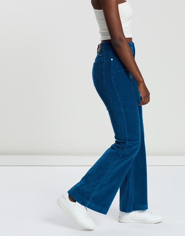 Wrangler - Lou Lou Bells Flared Pants