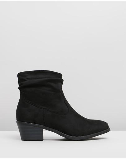 Freelance Shoes Jargon Black Micro