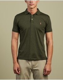 Polo Ralph Lauren - ICONIC EXCLUSIVE - Short Sleeve Knit Polo