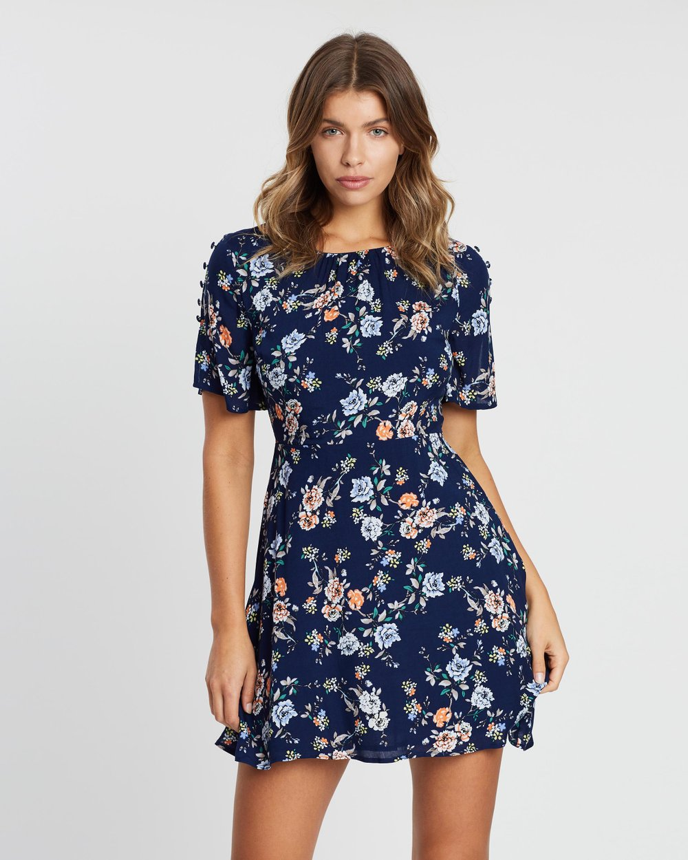 f4f041557d ICONIC EXCLUSIVE - Olivia Floral Dress by Atmos Here Online