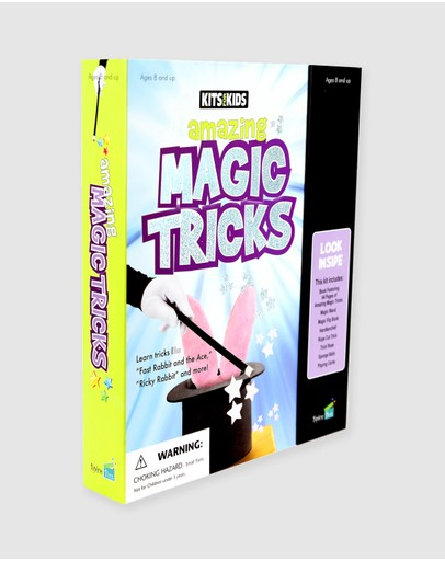 SpiceBox - Amazing Magic Tricks Kit - Teens