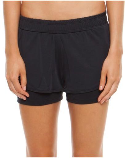 Brasilfit Shorts Sole 2 In 1 Black 002