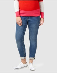 Jeanswest - Lois Maternity Slim Boyfriend