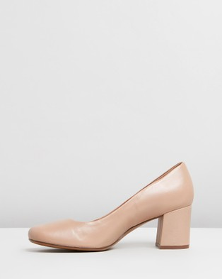 Naturalizer Whitney - All Pumps (Tender Taupe)