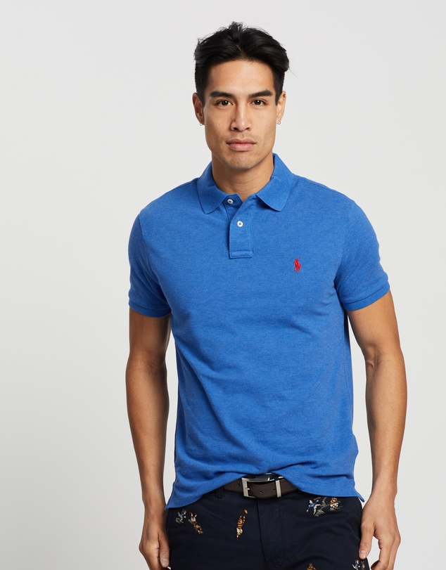 Polo Ralph Lauren - Custom Slim Fit Short Sleeve Polo Shirt