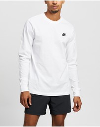 Nike - Long Sleeve Club Tee
