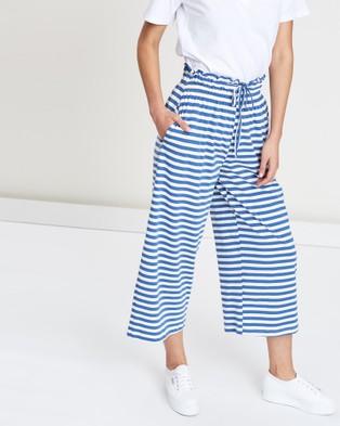Lincoln St Draw Pants - Pants (Denim)