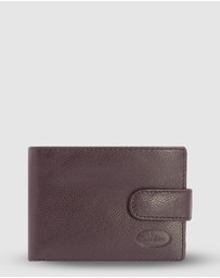 Cobb & Co - Vinny RFID Bifold Tab Leather Wallet