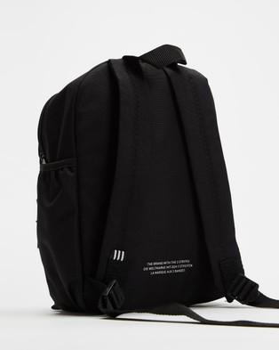 adidas Originals Small Adicolour Classic Backpack - Backpacks (Black)