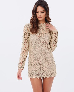 alice McCALL – Pablo Mini Dress – Dresses (Gold)