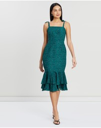 Atmos&Here - Anika Tie Strap Dress
