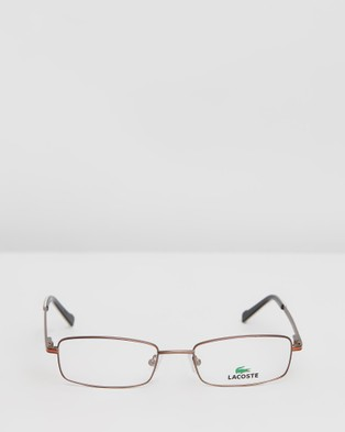 Lacoste L2129 - Optical (Satin Brown)