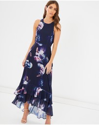 CHANCERY - Sacha Frill Dress