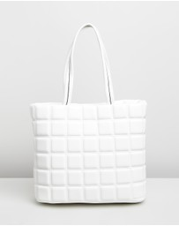 TOPSHOP - Riley Quilted Tote