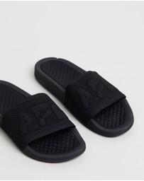 APL - Big Logo TechLoom Slides - Women's