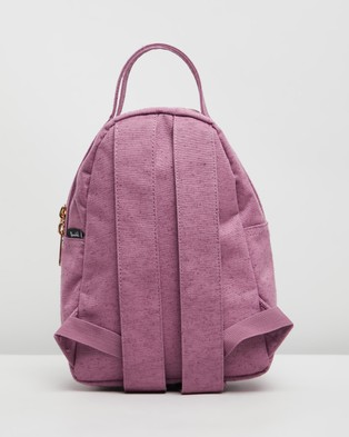 Herschel Nova Mini Backpack - Backpacks (Deco Rose Slub)