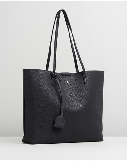 PETA AND JAIN - Saint Tote Bag