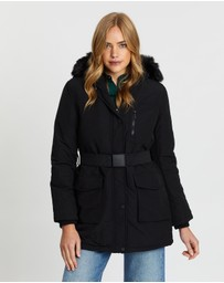 Dorothy Perkins - Short Tech Parka